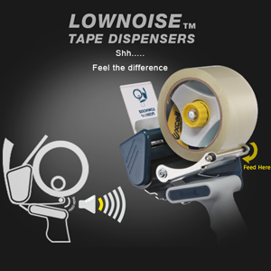LOWNOISE Tape Dispensers