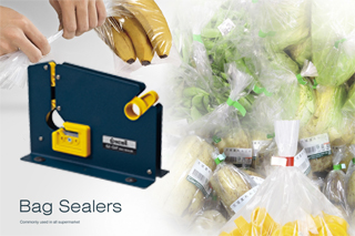 Hand Held Bag Sealers