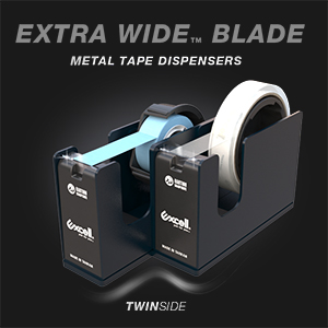 EX-11225 Extra Wide Metal Tape Dispensers