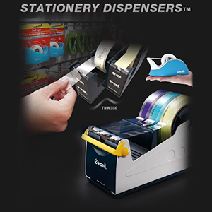 Excell Stationery Dispensers