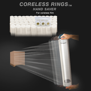 Coreless Rings Hand Saver