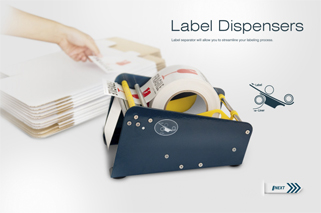 Sticker Label Dispensers