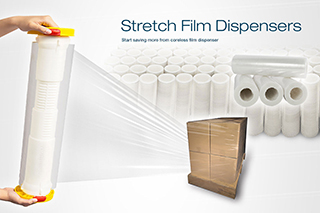 Stretch Wrap Dispensers
