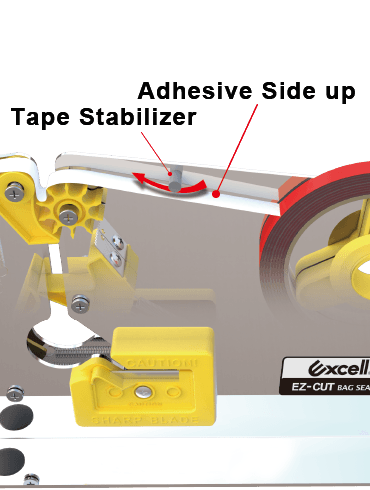 ET-606STK Heavy Duty Bag Neck Sealer