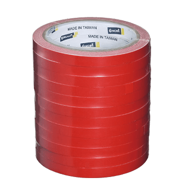 "BGSH-461250 (12mm wide, 3"" core bag sealing tape)"