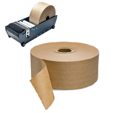 "KR-345 (Kraft paper tape, for 1.5"" core, 150M)"