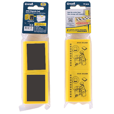 Polybag with hanging color card HP-23711MY