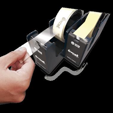 EX-11225BK Twincore Metal Tape Dispensers