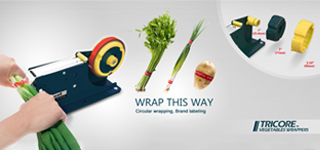 Vegetables Wrappers Bag Sealers