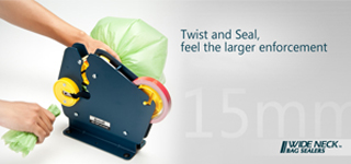 Wide Neck Bag Sealers